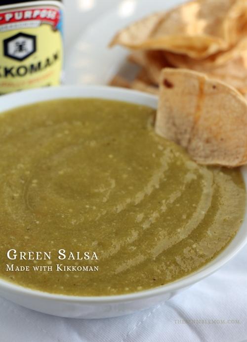 Green Salsa (Salsa Verde)