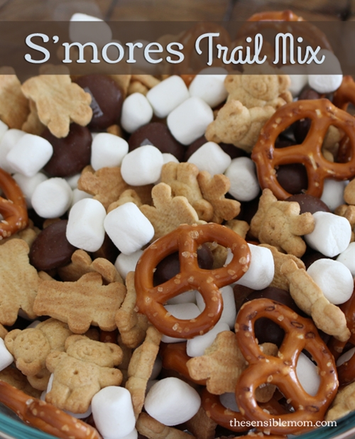 Smores Trail Mix
