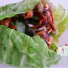Bunless Burgers - Braised Cabbage Wraps