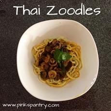 Thai Zoodles