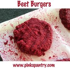 Beet Burgers