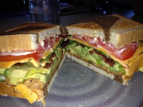 Elizabeth Taylor Sandwich
