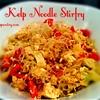 Kelp Noodle Stirfry