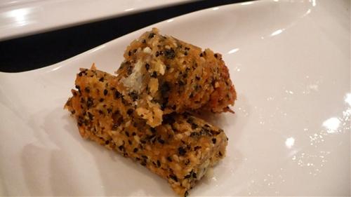 Sesame Miso Cone (Variation 2)