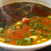 Mexican Chicken Avocado Soup