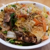 Spicy Cabbage Bowl with Kelp Noodles