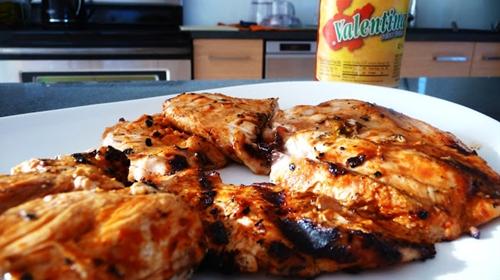 Bashed BBQ Chicken