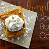 Pumpkin gooey butter cake