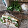 Chicken Caesar Salad Subs