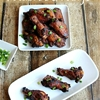 #ad Grilled Korean BBQ Wings