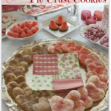 Sweetheart Pie Crust Cookies