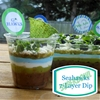 Seahawks 7-Layer Dip