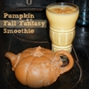 Pumpkin Fall Fantasy Smoothie