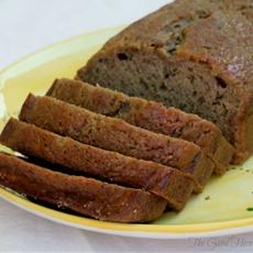 Zucchini-Banana Bread