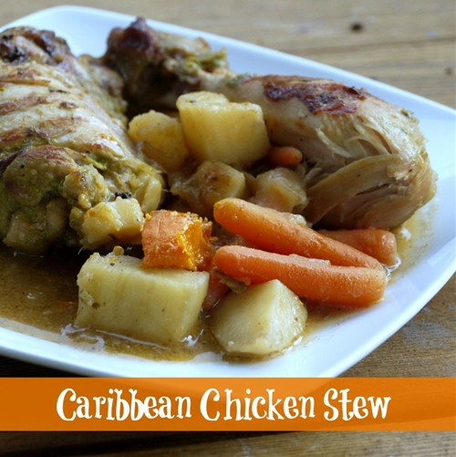 Caribbean Chicken Stew