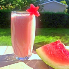 Polynesian Watermelon Drink