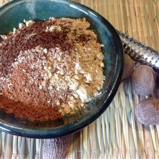 Fresh, Homemade Pumpkin Pie Spice