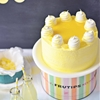 Lemon Meringue Delight Cake