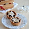 Cinnamon-chocolate fruit mince tarts