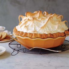 Pumpkin pie recipe with meringue