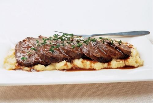 Beef braised in barolo recipe