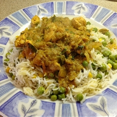 Lahori chicken curry
