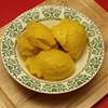 Easy mango lime sorbet