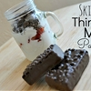Skinny Thin Mint Parfait