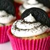 Oreo Cookie Cupcake