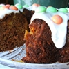 Rich Carrot Bundt Cake with M&M's® Carrot Cake