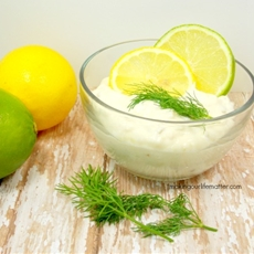 Homemade Citrus-Infused Tartar Sauce