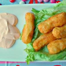 Buffalo Ranch Dipping Sauce