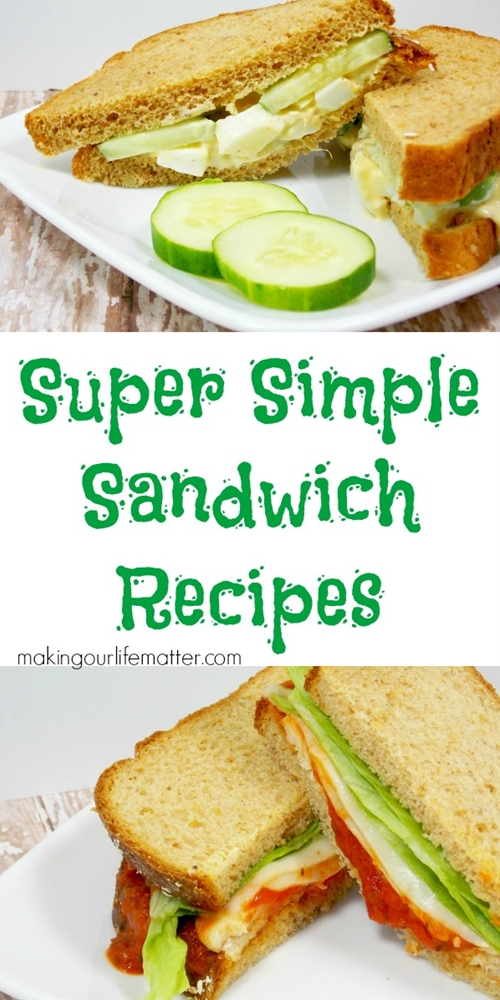Super Simple Sandwich