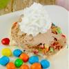 M&Ms® Crispy Ice Cream Eggs