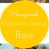 Honeycomb Chocolate Caramel Bars