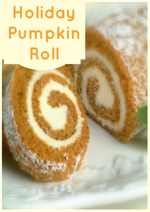 Did someone say... PUMPKIN ROLLS?!?!