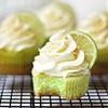 Key Lime Pie Cupcake