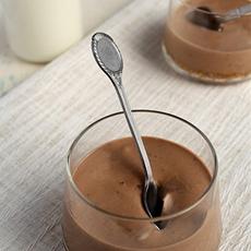 Gluten Free (Cheats) Nutella Cheesecake Pots