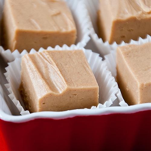 Foolproof Peanut Butter Fudge