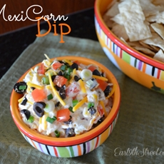 Mexi corn dip