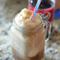 Refuel with SNICKERS® and Dr Pepper Vanilla Float