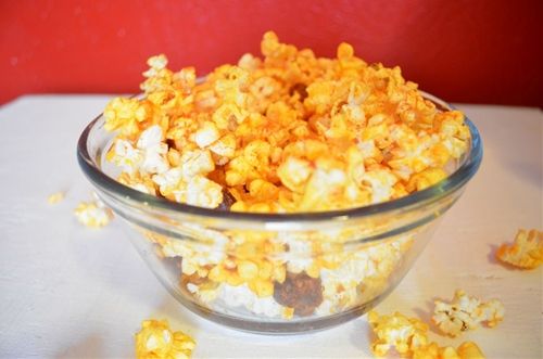 Spicy Popcorn  #EasyGifts #shop