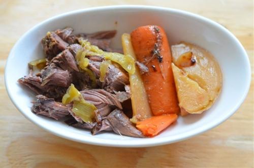 Peperoncini Pot Roast