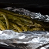 Tyson Grillin Wings with Salt and Pepper Asparagus