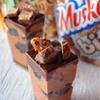 Milky Way Simply Caramel Torte Parfait