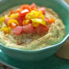 Italian White Hummus