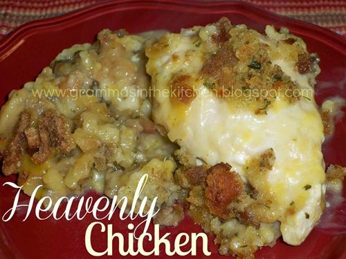 Grandmas Heavenly Chicken