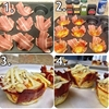 Bacon Egg Breakfast Cups