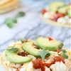 Egg White & Avocado Breakfast Tostadas