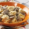 Portobello & Basil Cheese Tortellini Recipe
